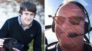 Scott Penlington and Nick Jefferies