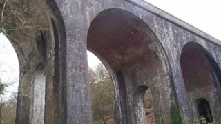 Pontwalby Viaduct