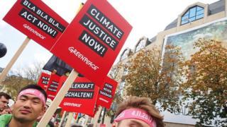 Réchauffement climatique : des milliers de personnes ont manifesté en Allemagne