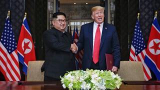 북한의 의미 있는 비핵화 조치가 이뤄지지 않는다면 유엔 제재나 미국의 독자 제재가 해제 또는 완화되기는 어렵다고 전문가들은 입을 모았다