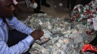 нігерія мільйони