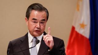 Bộ trưởng Bộ Ngoại giao Trung Quốc Vương Nghị