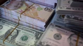 TL ve ABD Doları