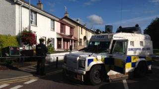 Houses near the scene of the alert have been evacuated