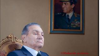 مبارك في أول حديث له منذ عزله عام 2011