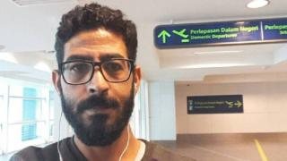 حسان القنطار به بیبیسی گفت که به کمک نیاز دارد تا از بلاتکلیفی خارج شود