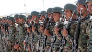 अफगाणी लष्कर