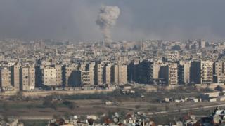 восточный Алеппо