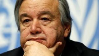 Antonio Guterres, tsohon firai ministan Portugal