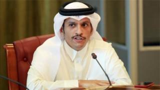 وزير الخارجية القطري، محمد بن عبد الرحمن آل الثاني