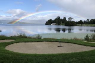 Loch Lomond Golf Course