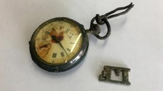 Lancashire Fusilier artefacts