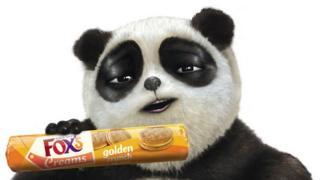 Vinnie the Panda