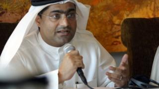 Ahmed Mansoor (2011)