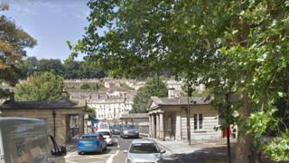 Cleveland Bridge, Bath