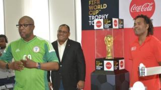 Ife agbaye FIFA nileeṣẹ BBC