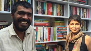 Akshaya Ravtaray and Satabdi Mishra