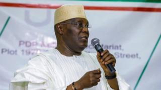 Atiku Abubakar nibi ipade igbimo alase PDP