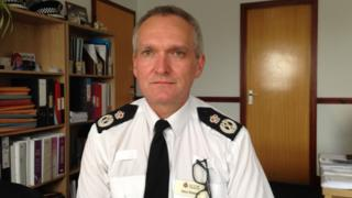Chief Constable Gary Roberts