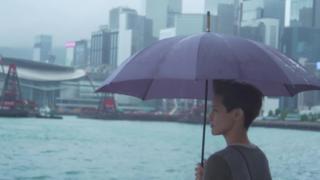"""Denise Ho a été l'une des premières célébrités à se faire arrêter pour avoir participé à la """"révolution des parapluies"""" en 2014, un mouvement pro-démocratie."""