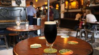 pub Irlandia