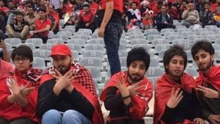 sepak bola iran