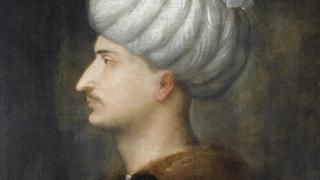 Titian's portrait of Suleiman I
