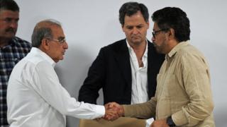 négociation de paix, colombie, farc