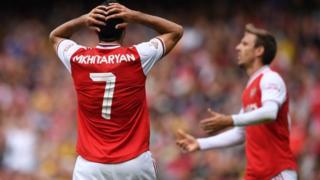 Agbabọọlu Arsenal
