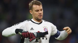 Manuel Neuer a été opéré du pied dans une clinique de Tübingen.