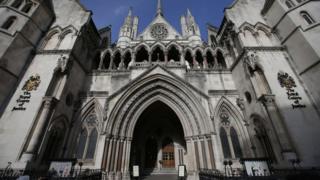 високий суд лондона
