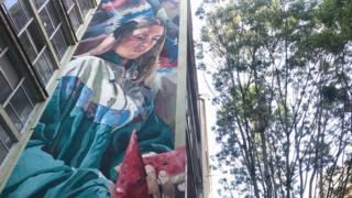 mural u Knez Miletinoj
