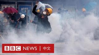 八五大罷工——「遍地開花」 衝突不斷