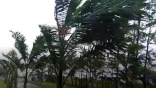 ဖန်နီ ဆိုင်ကလုန်း မုန်တိုင်း