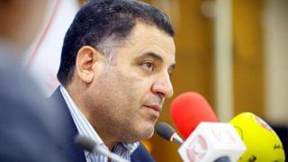 علی اصغر پیوندی، رئیس جمعیت هلال احمر ایران