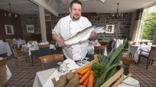 Chef Graeme Miller