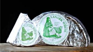 Lanark White cheese