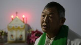 Cha Dong Guanhua là một trong nhiều lãnh đạo không được Tòa thánh hay nhà nước công nhận