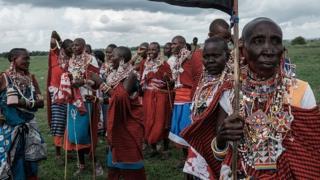 Wanawake Africa