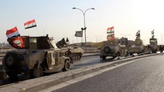 شبه نظامیان شیعه عراقی