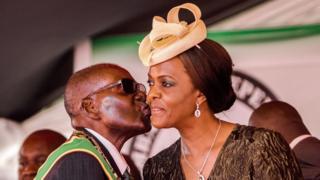 Zimbabwe : Grâce Mugabe réclame plus d'un million de dollars pour une bague