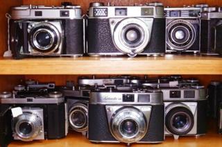 Kodak Retina and Retinette models