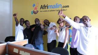 Afrimalin; Mamadou Niane; Thibault Launay; Romain Girbal; Célia Grémy; petites annonces en ligne; Afrique Avenir; Rémy Nsabimana, BBC Afrique