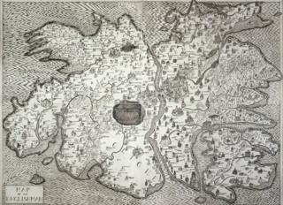 Map of an Englishman