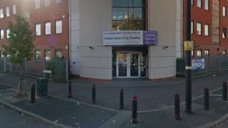 Aston library