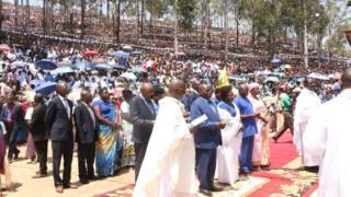 Umuvugizi w'inama y'abepiskopi mu Burundi avuga ko bazovuga ijambory'Imana uko riri