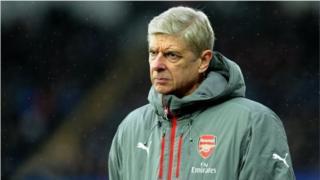 Hukumar ta Ingila ta bai wa Arsenal Wenger zuwa yammacin Juma'a, domin ya kare kansa.
