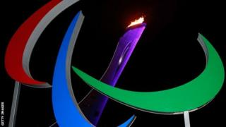 2014 Paralympic Winter Games