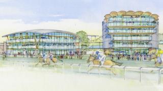 Chester racecourse plans