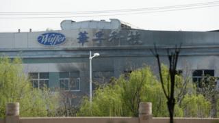 Sept personnes ont été tuées dans l'explosion d'un conteneur à Kunshan.